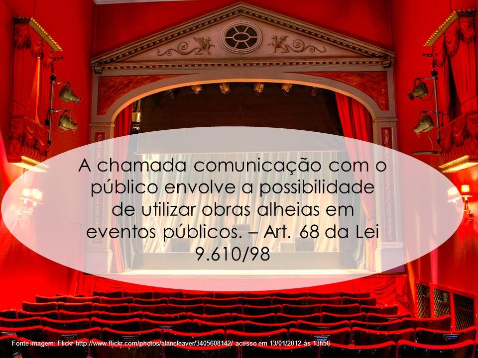 87 Fonte imagem: Flickr http://www.flickr.com/photos/alancleaver/3405608142/ acesso em 13/01/2012 às 13h56 A chamada comunicação com o público envolve