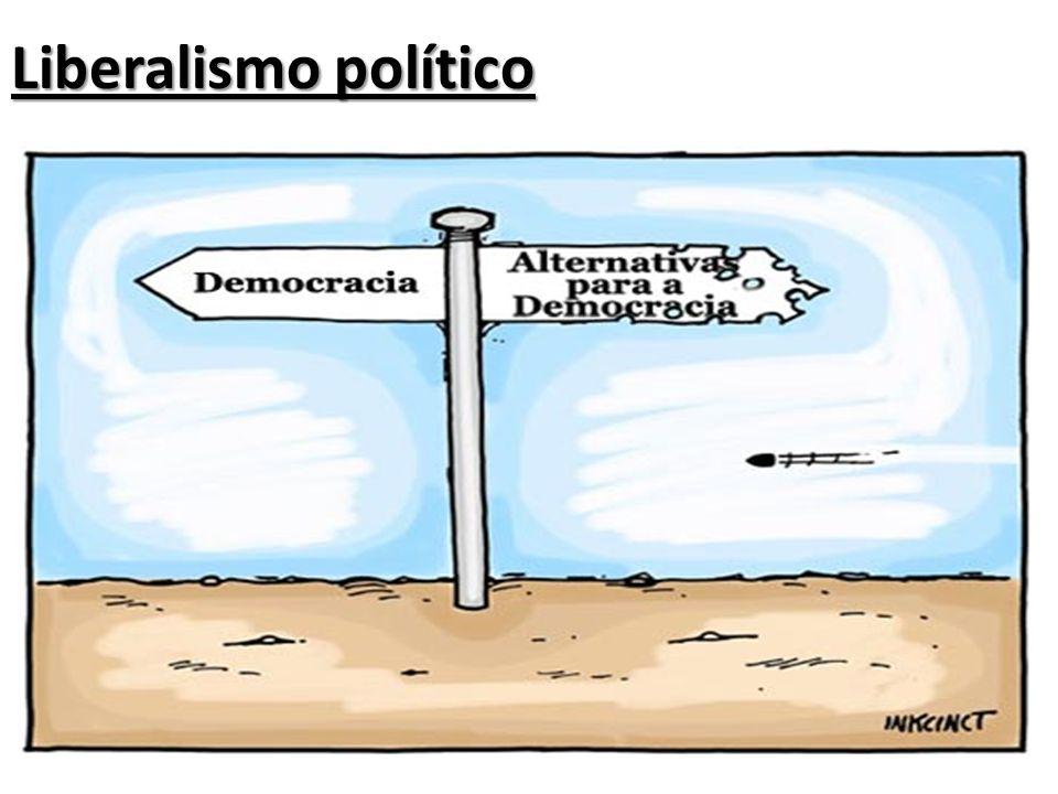 Liberalismo político