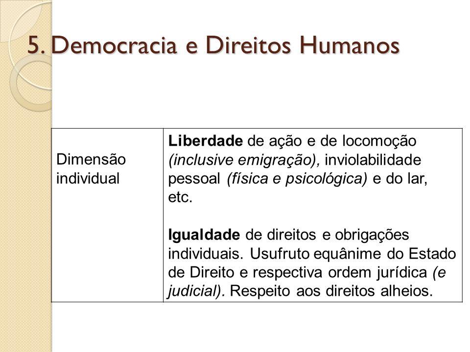 6.Principais desafios Universalismo (fonte: dignidade) x relativismo cultural (fonte: cultura).