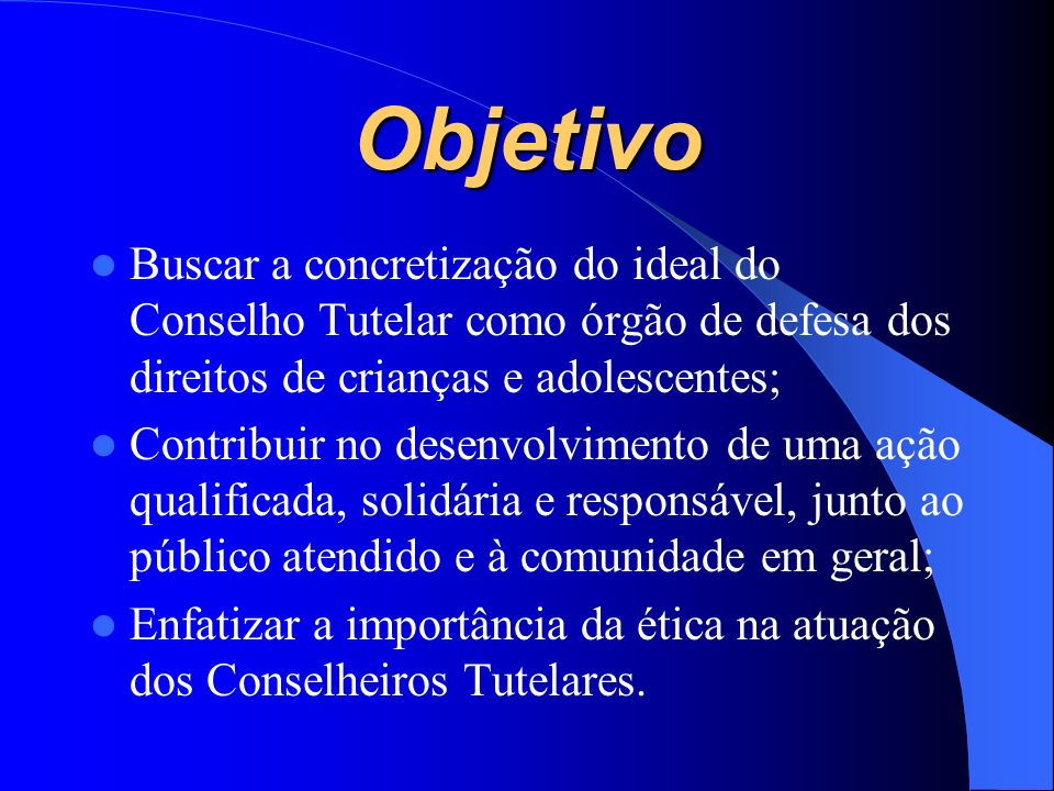 Conselho Tutelar Competências, atribuições e relação com o Sistema de Garantias Professora Ebe Campinha
