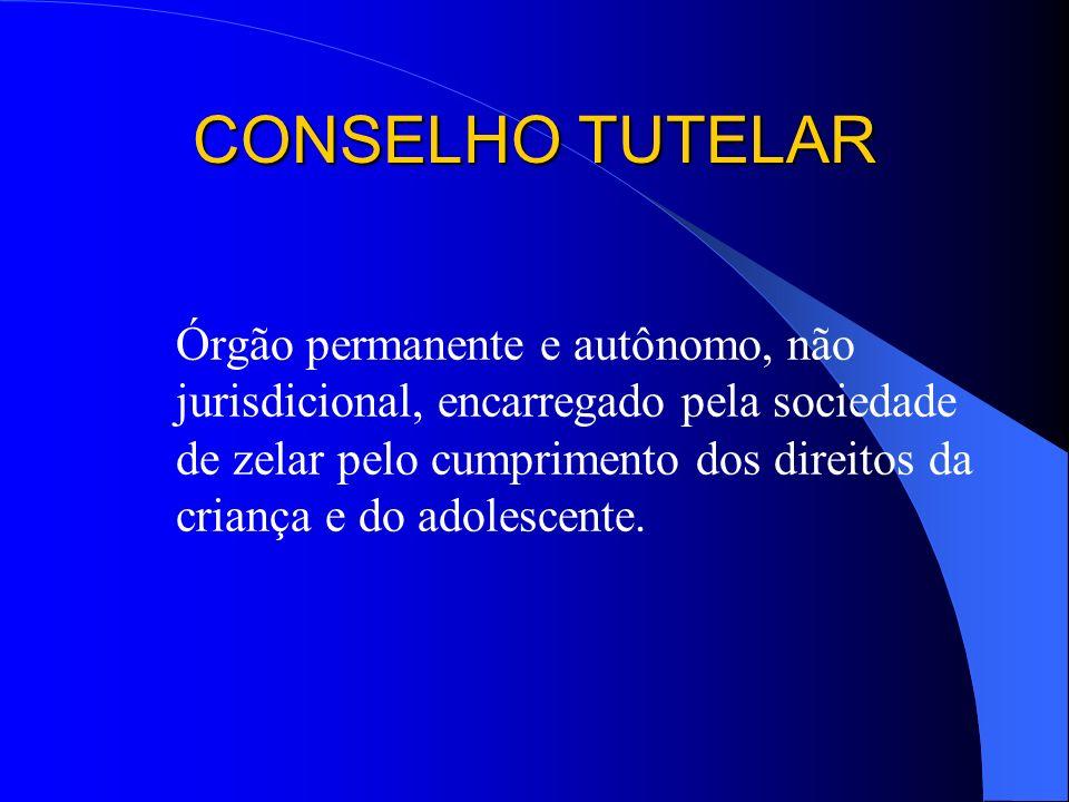 Objetivo Buscar a concretização do ideal do Conselho Tutelar como órgão de defesa dos direitos de crianças e adolescentes; Contribuir no desenvolvimen