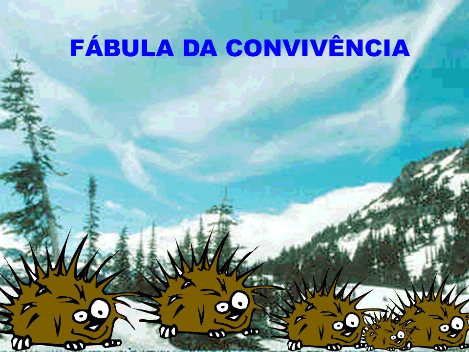 FÁBULA DA CONVIVÊNCIA