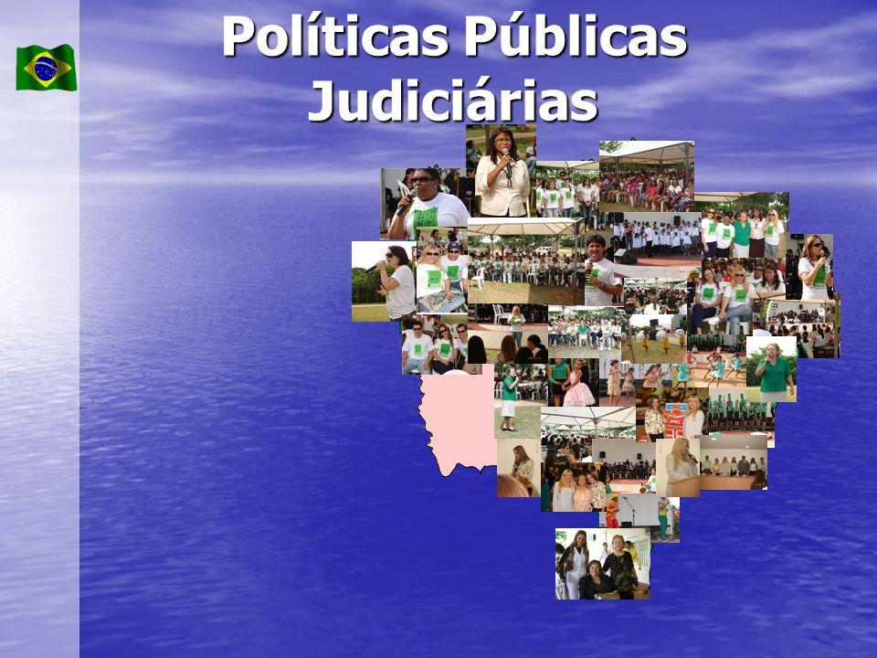 Políticas Públicas Judiciárias