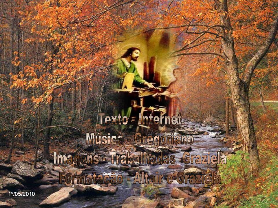 São José, que na Bíblia é reconhecido como um homem justo, é quem revela com sua vida que o Deus que trabalha sem cessar na santificação de suas obras