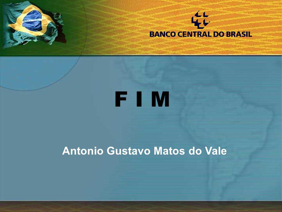 27 Antonio Gustavo Matos do Vale F I M