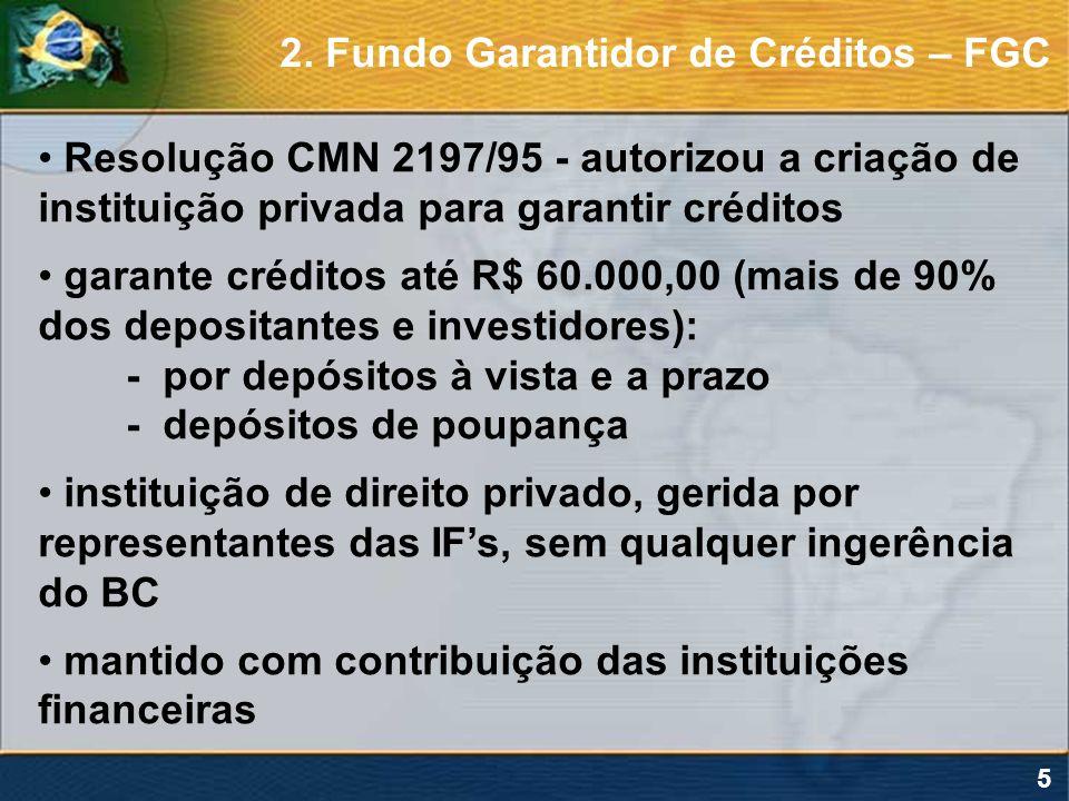 16 Conclusão do processo de liquidação (art.