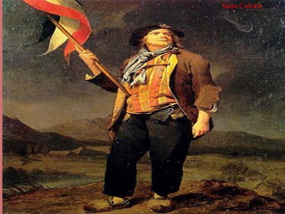 2ª Fase Monarquia Constitucional (1791-1792) Em 1791 após dissolver a Assembléia Constituinte foi eleita a Assembléia Legislativa, com maioria burguesa (A alta burguesia, ou seja, Feuillants e Girondinos – Monarquia Constitucional e a pequena e média burguesia, Jacobinos – República) e uma minoria de Cordeleiros, líderes das camadas mais populares; O povo parisiense, em 1792, além de prender a família real instaura a Comuna Insurrecional, tendo por base os sans-culottes; O exército prussiano é derrotado, com participação dos sans-culottes, após invadir a França (batalha de Valmy); A Revolução Francesa se radicaliza, e ocorre a substituição da Assembléia Legislativa (Voto censitário) pela Convenção Nacional (Voto universal masculino); A República é proclamada em setembro de 1792.