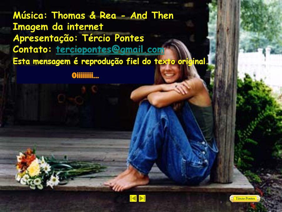 Créditos: Dr. Içami Tiba Texto retirado do livro Amor, Felicidade & Cia