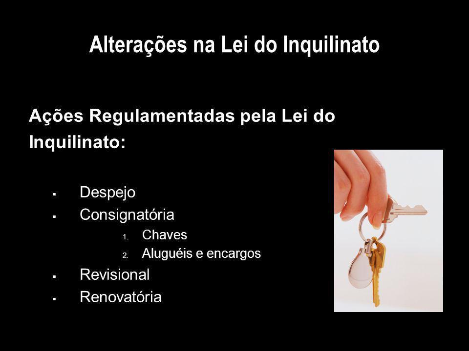 Alterações na Lei do Inquilinato Das Garantias Exigíveis: Art.
