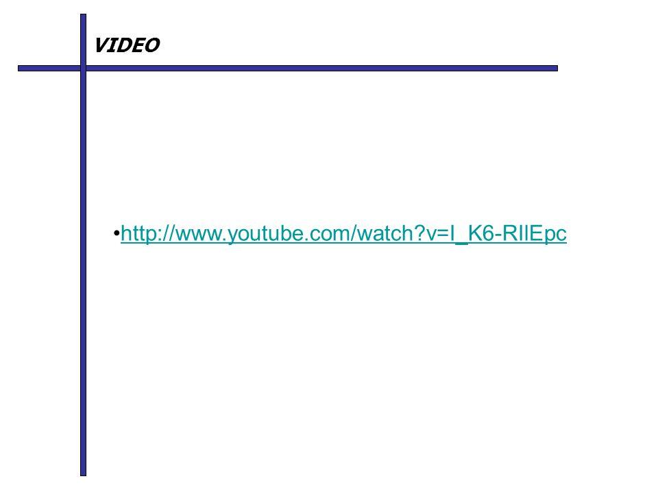 VIDEO http://www.youtube.com/watch?v=I_K6-RIlEpc