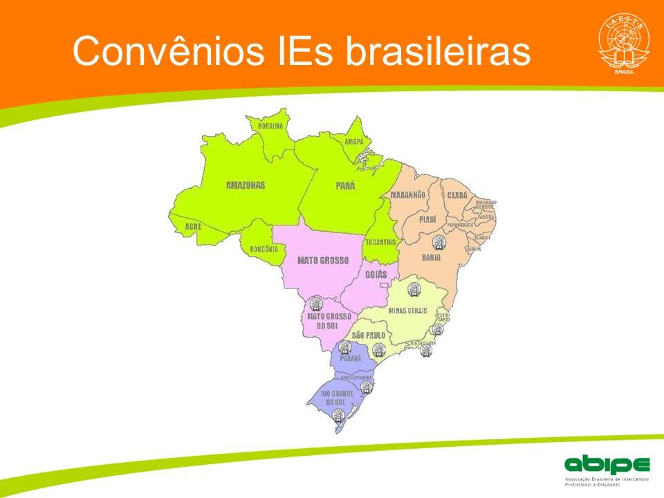 Quem é a ABIPE? Convênios IEs brasileiras