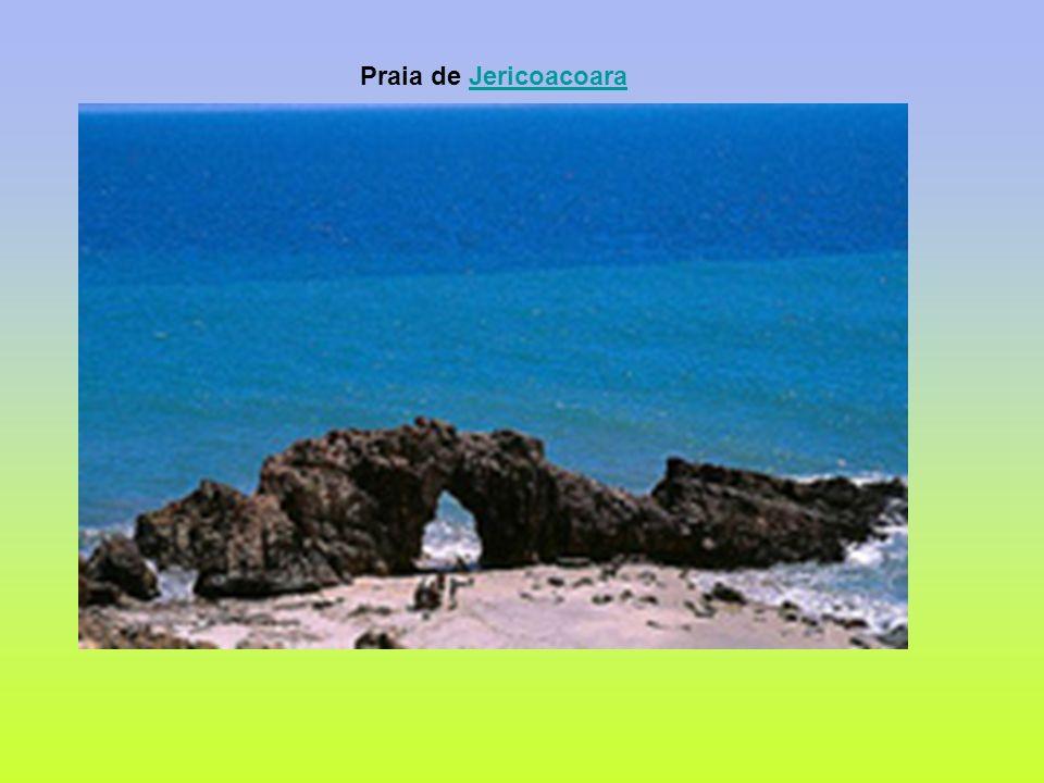Praia de JericoacoaraJericoacoara