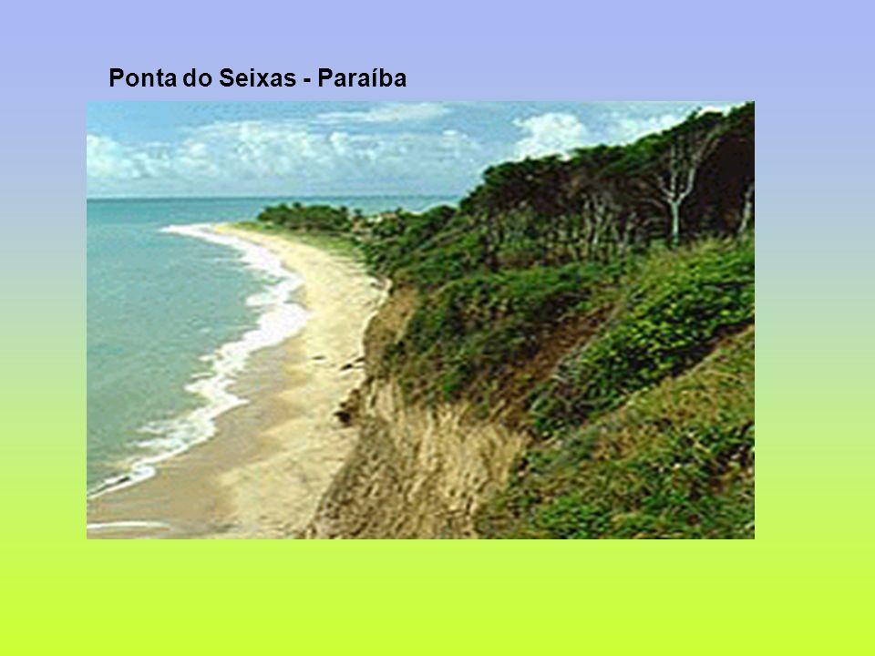Ponta do Seixas - Paraíba