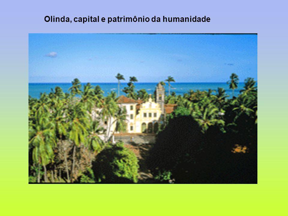 Olinda, capital e patrimônio da humanidade