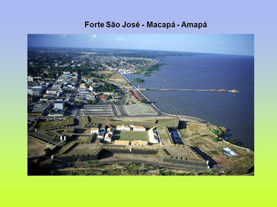 Forte São José - Macapá - Amapá