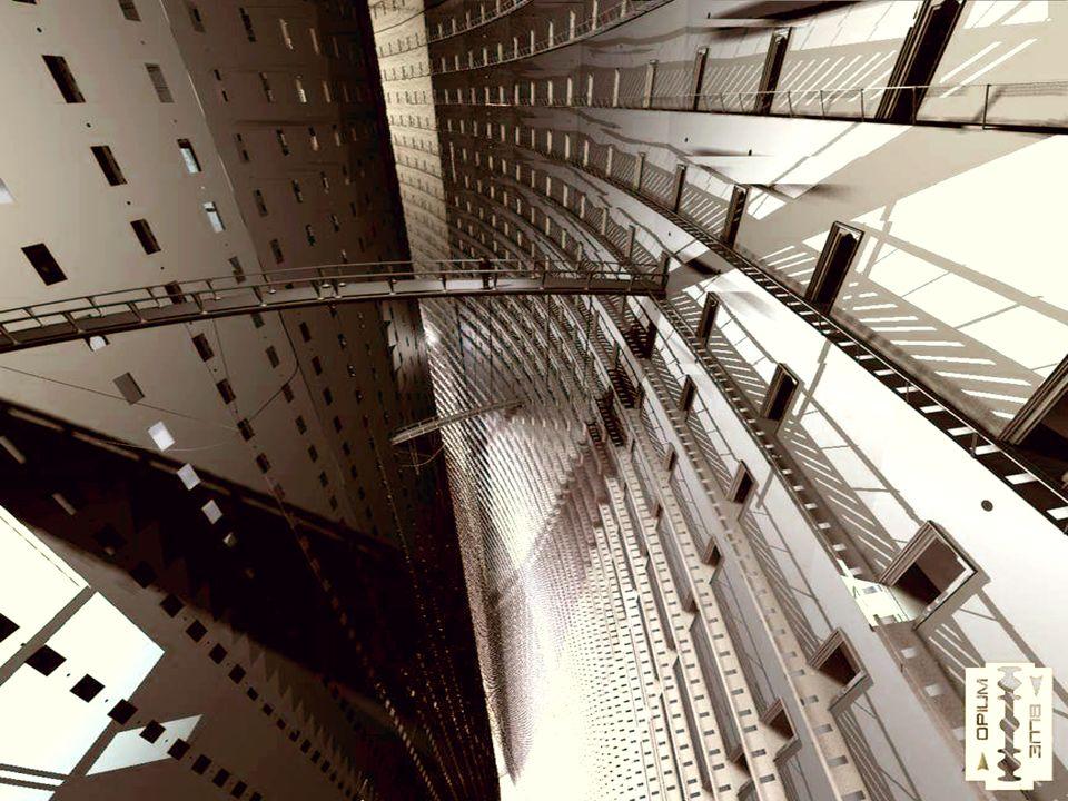 A biblioteca de Babel.