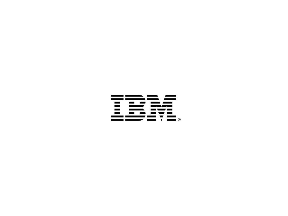 © 2011 IBM Corporation 85