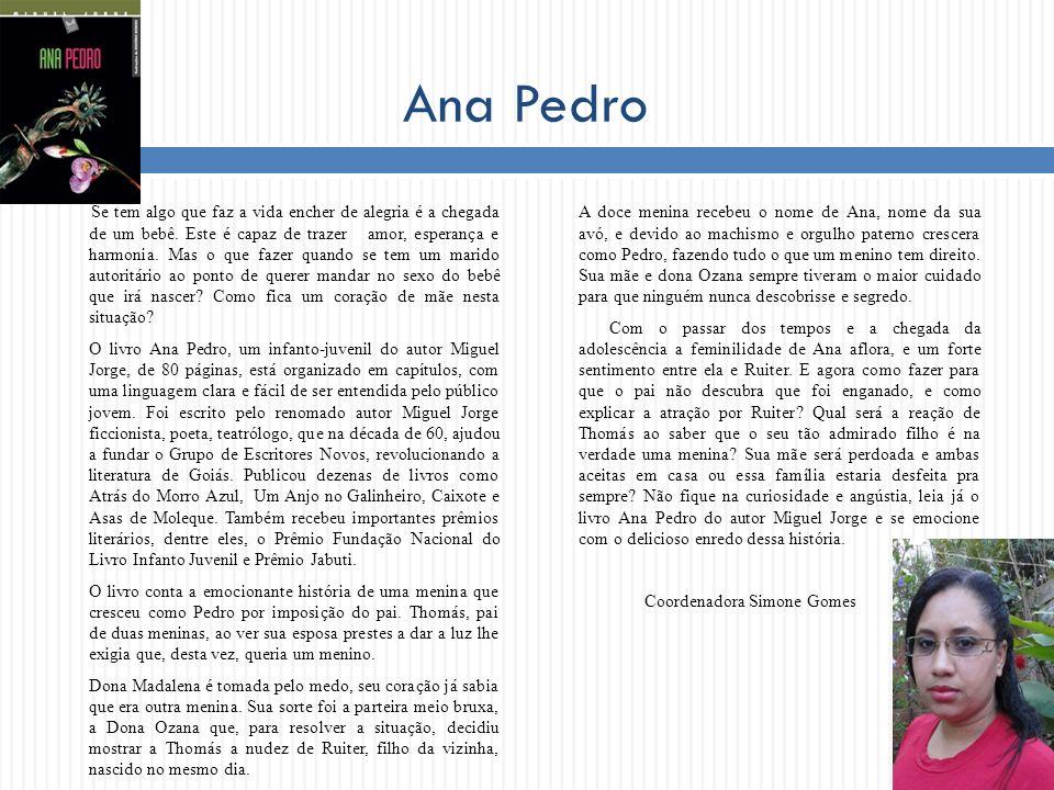 Ana Pedro Se tem algo que faz a vida encher de alegria é a chegada de um bebê. Este é capaz de trazer amor, esperança e harmonia. Mas o que fazer quan