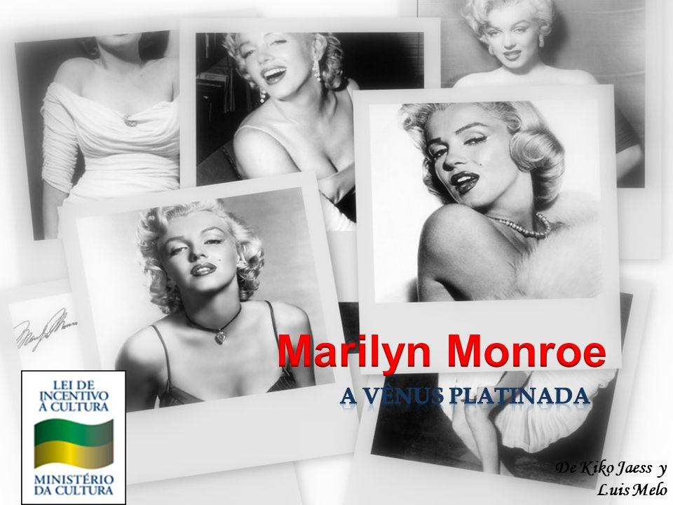 APRESENTAÇÃO Marilyn Monroe seu nome representa ainda hoje mais que uma estrela de cinema e rainha do glamour, sendo para muitos um ícone, sinônimo de beleza e sensualidade.