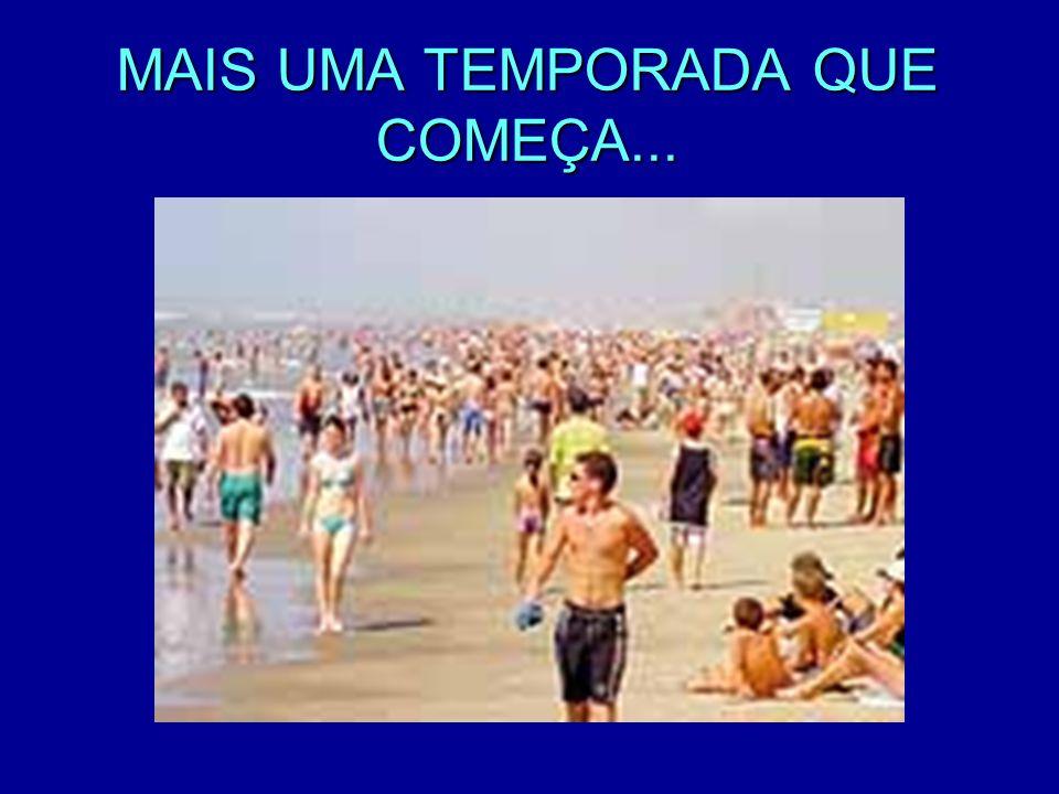 MESMO COM A QUEDA DO PODER AQUISITIVO DA POPULAÇÃO, QUEM VIVE DO TURISMO TEM MOTIVOS PARA SER FELIZ...