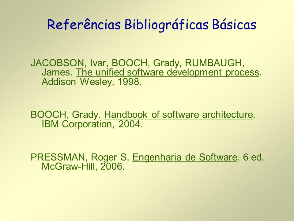 Visão de Implantação Visão da arquitetura de software que engloba os nós que formam a topologia de hardware utilizada pelo sistema.