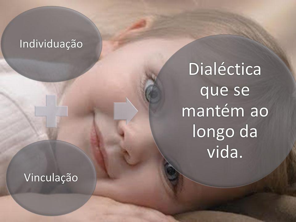 Individuação Vinculação Dialéctica que se mantém ao longo da vida.