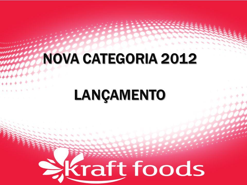 NOVA CATEGORIA 2012 LANÇAMENTO
