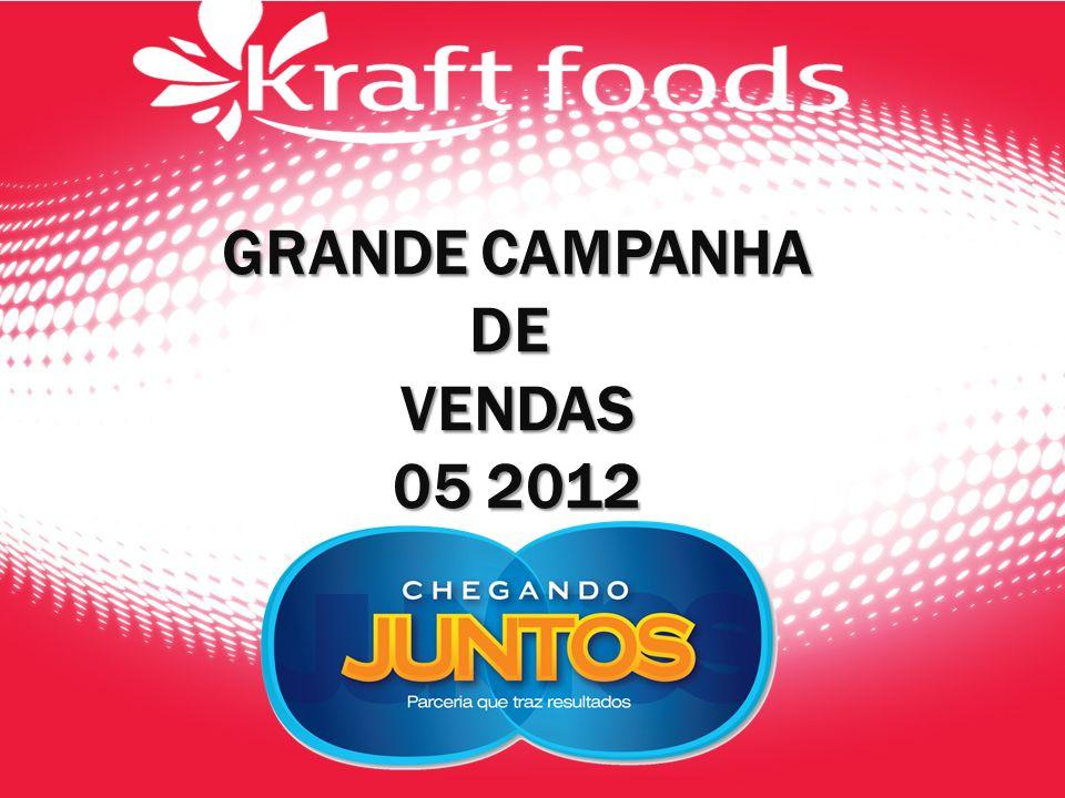 GRANDE CAMPANHA DEVENDAS 05 2012