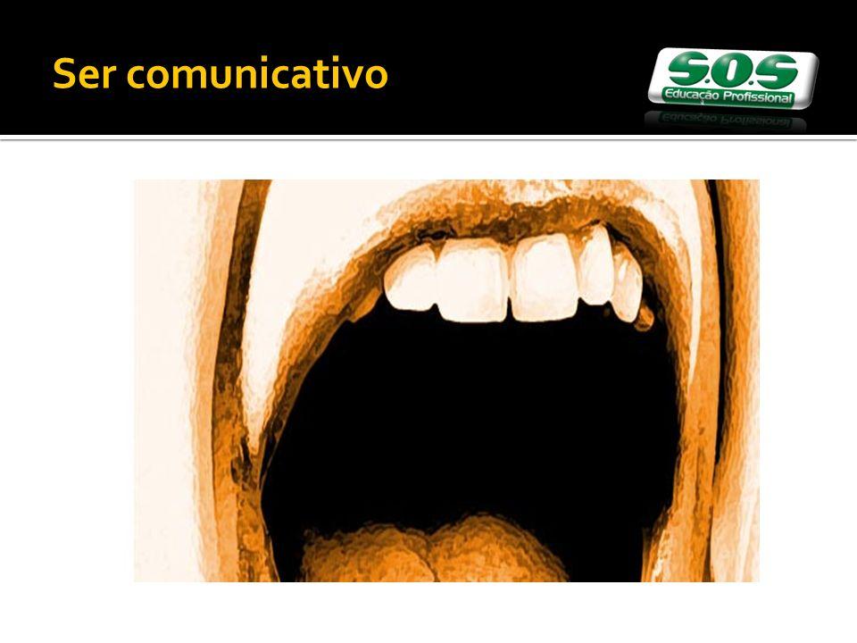 Ser comunicativo