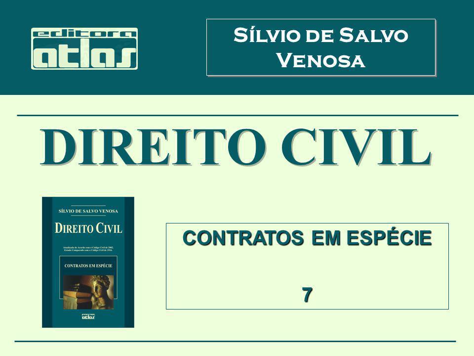 7.LOCAÇÃO DE COISAS – LEI DO INQUILINATO V. III 22 7.3.