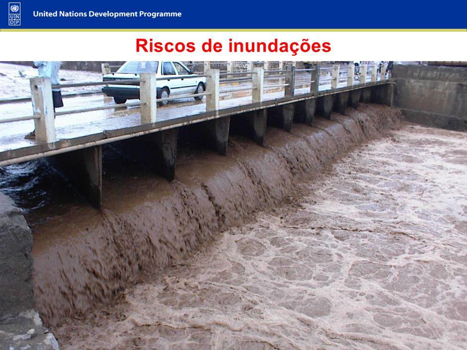19 Riscos de inundações