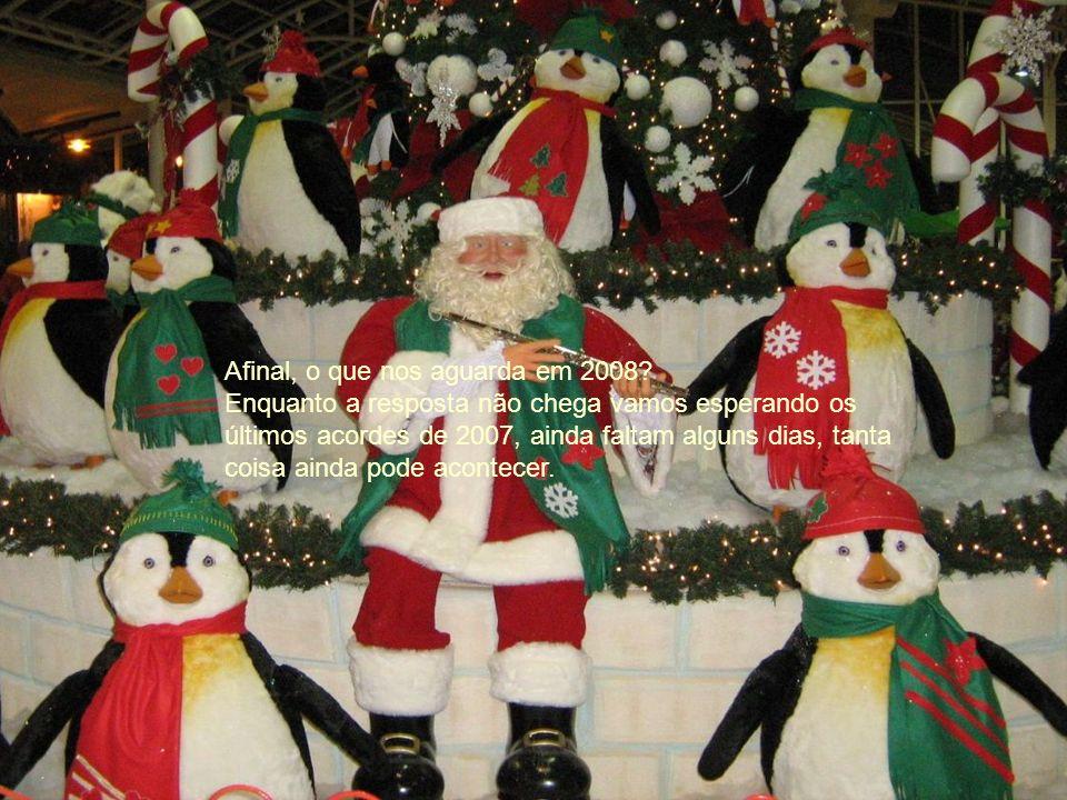 Creio que esteja na hora de começar as listas, aquelas de todo ano: Listas de presentes, listas de promessas, listas de desejos.