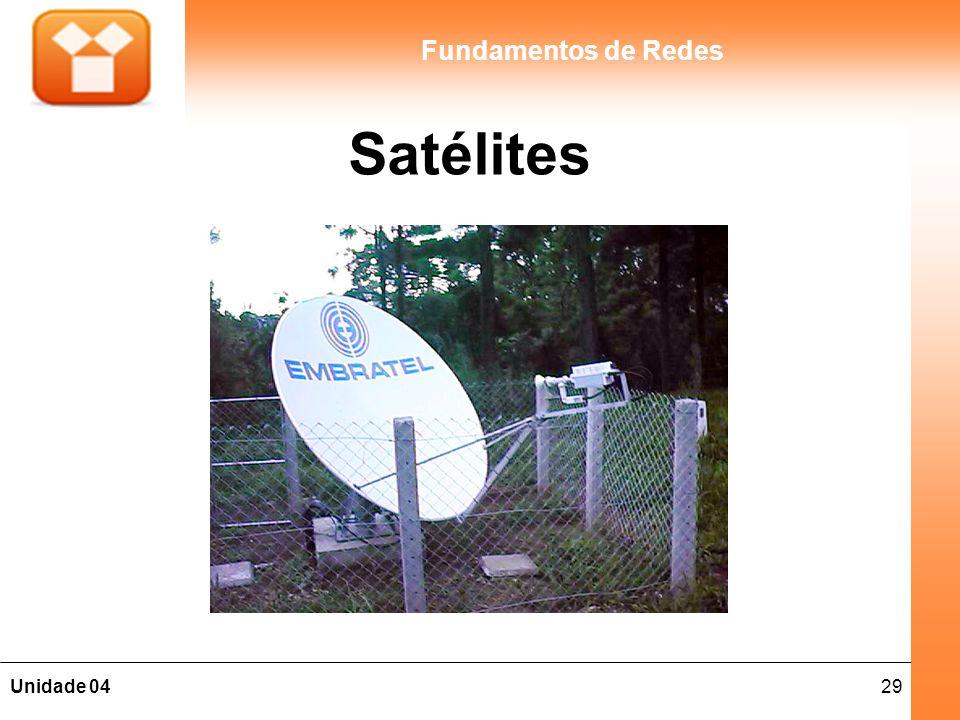 29Unidade 04 Fundamentos de Redes Satélites
