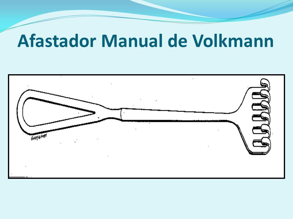 Afastador Manual de Volkmann