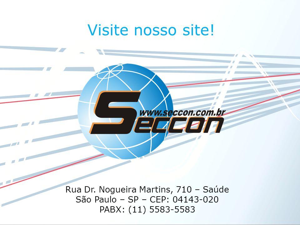 Rua Dr. Nogueira Martins, 710 – Saúde São Paulo – SP – CEP: 04143-020 PABX: (11) 5583-5583 Visite nosso site!