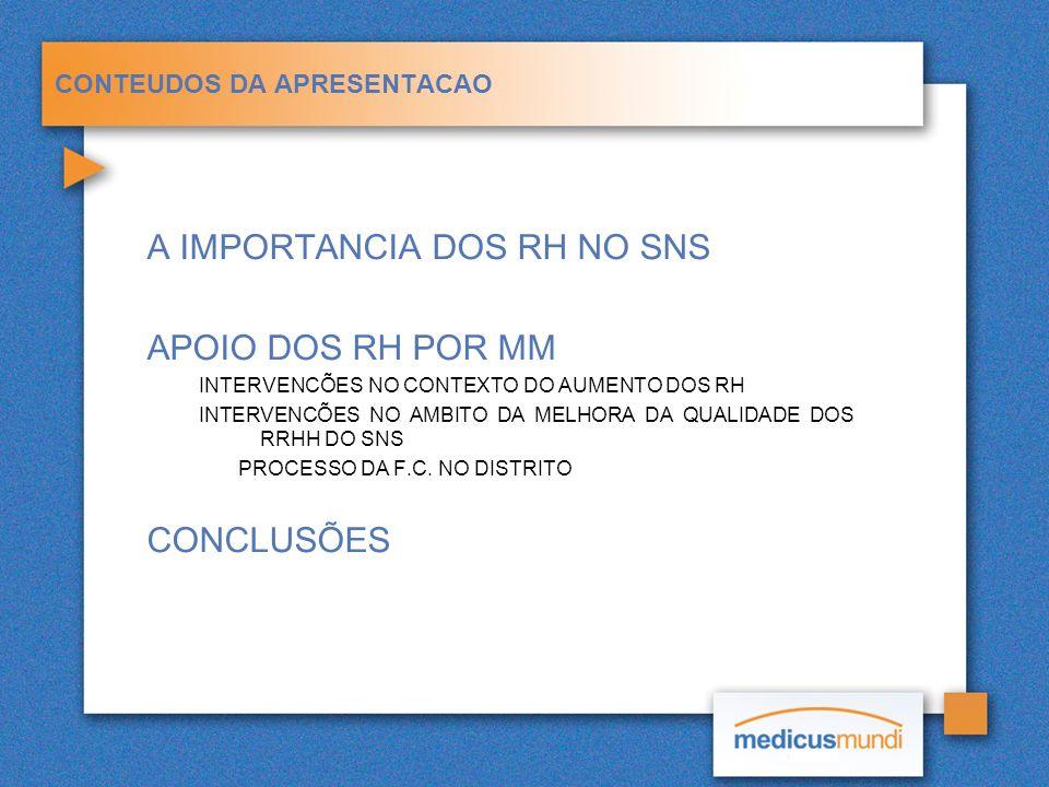 PORQUE PROMOVER O FORTALECIMENTO DOS RH.