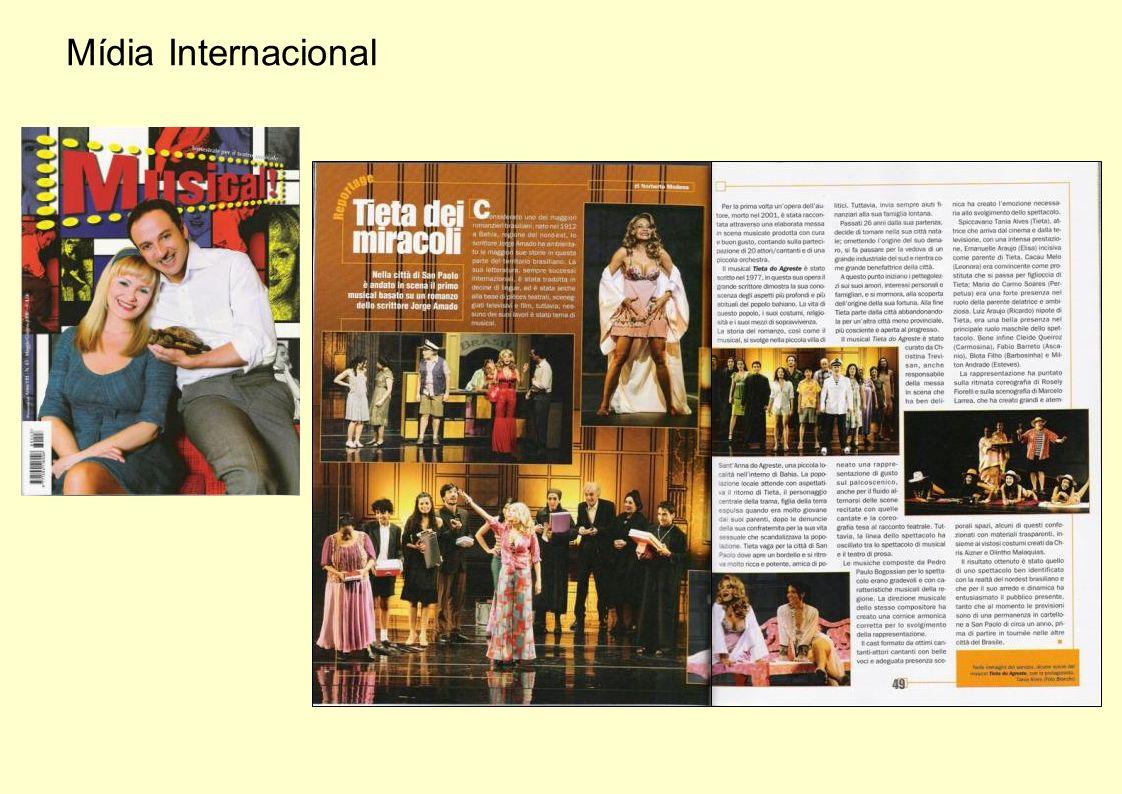 Mídia Internacional
