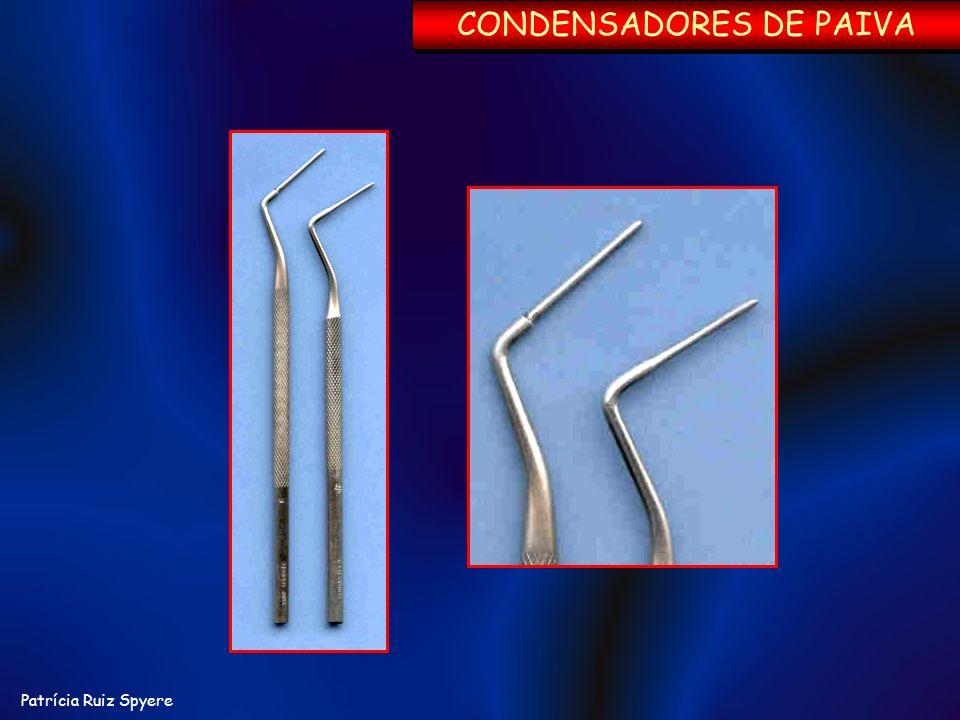 Patrícia Ruiz Spyere CONDENSADORES DE PAIVA
