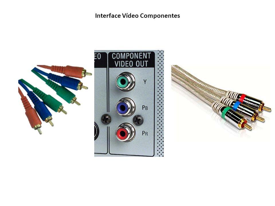 Interface Vídeo Componentes 106NEC - TREINAMENTO TÉCNICO