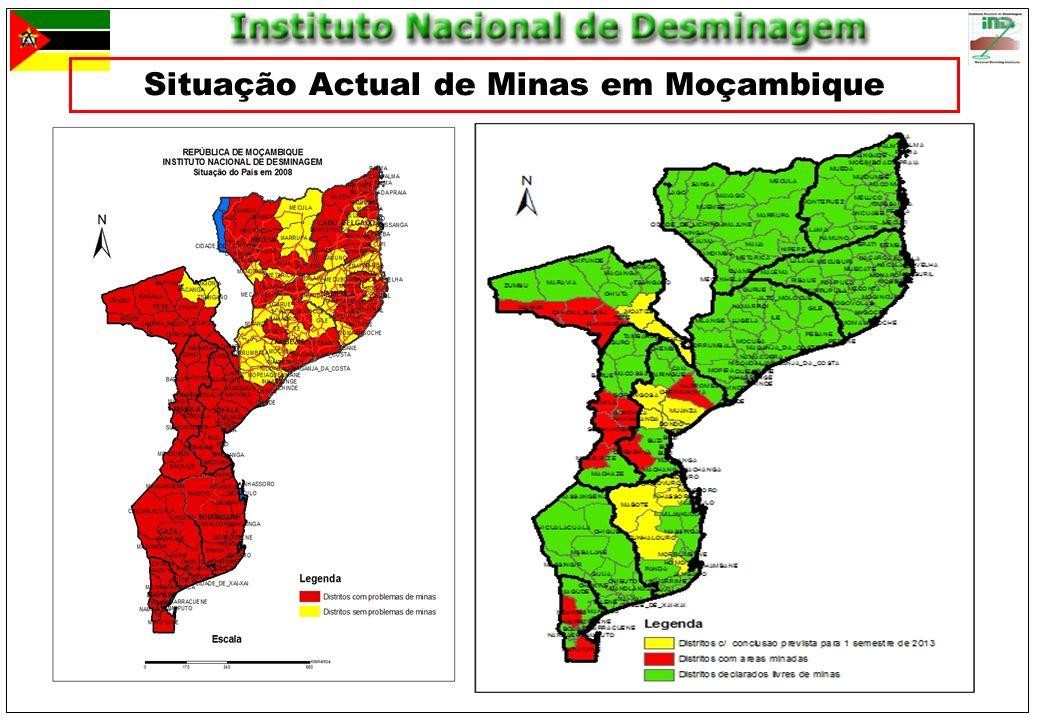 17 Situação Actual de Minas em Moçambique