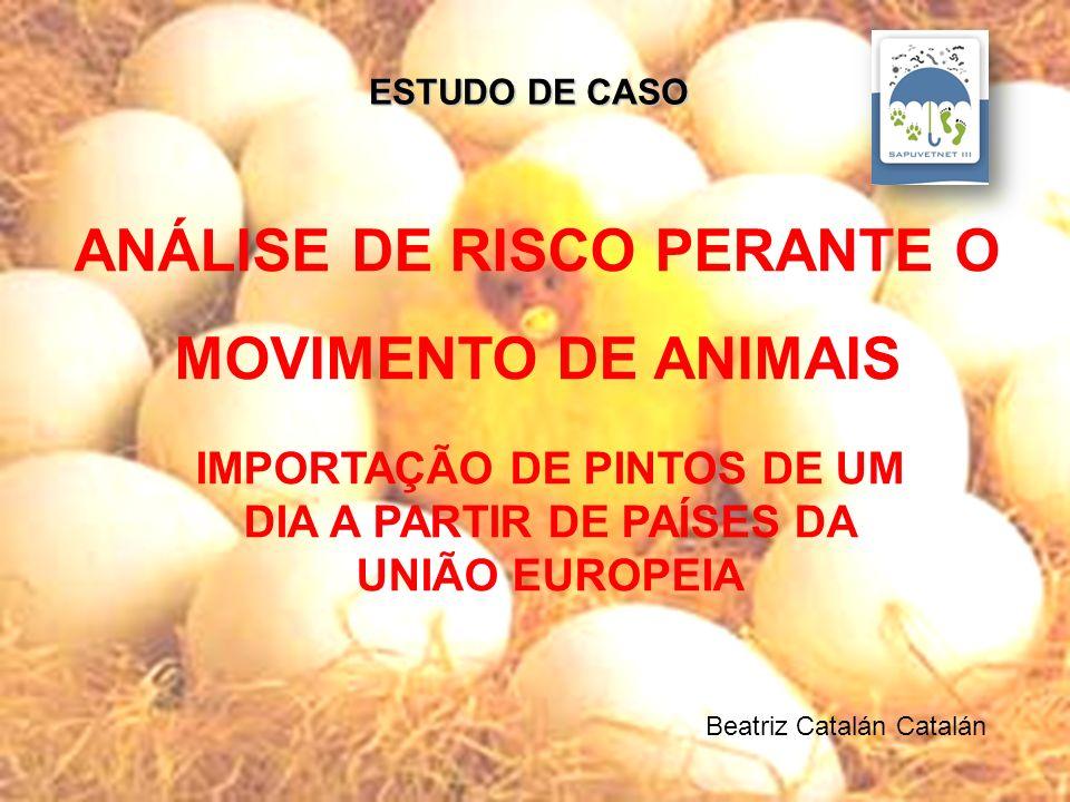 Trabalho realizado por alunos de Medicina Preventiva da Faculdade de Veterinária da Universidade de Zaragoza: Autores: Mar Araque Herráiz.