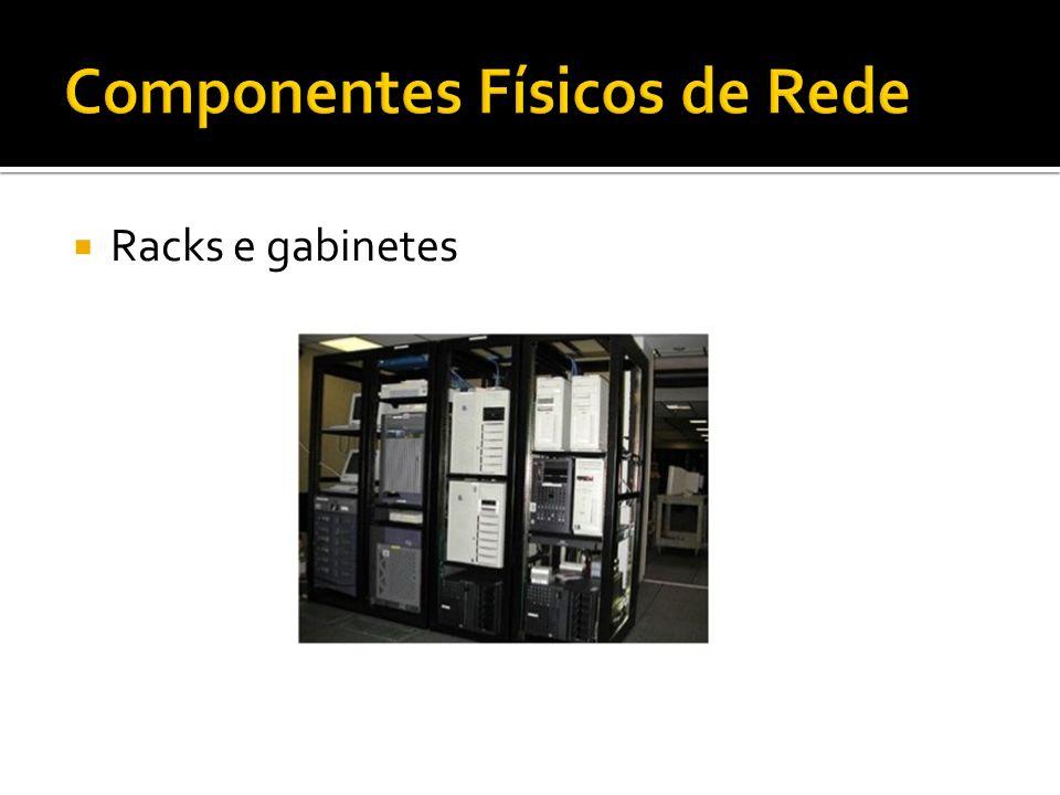 Racks e gabinetes