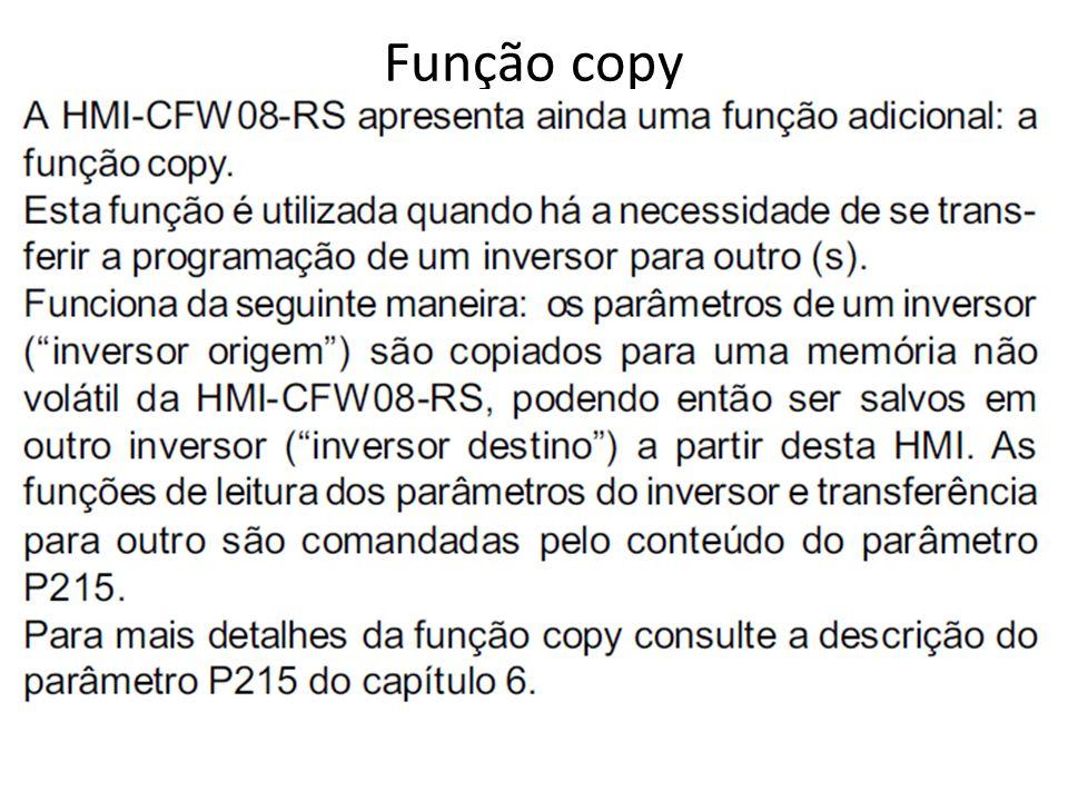 Função copy