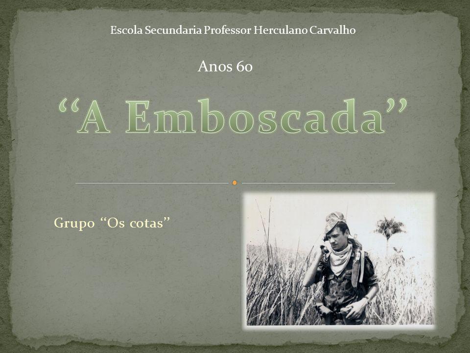 Grupo Os cotas Anos 60 Escola Secundaria Professor Herculano Carvalho