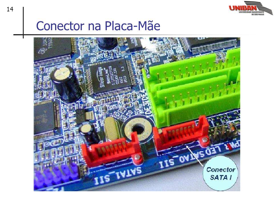 14 Conector na Placa-Mãe