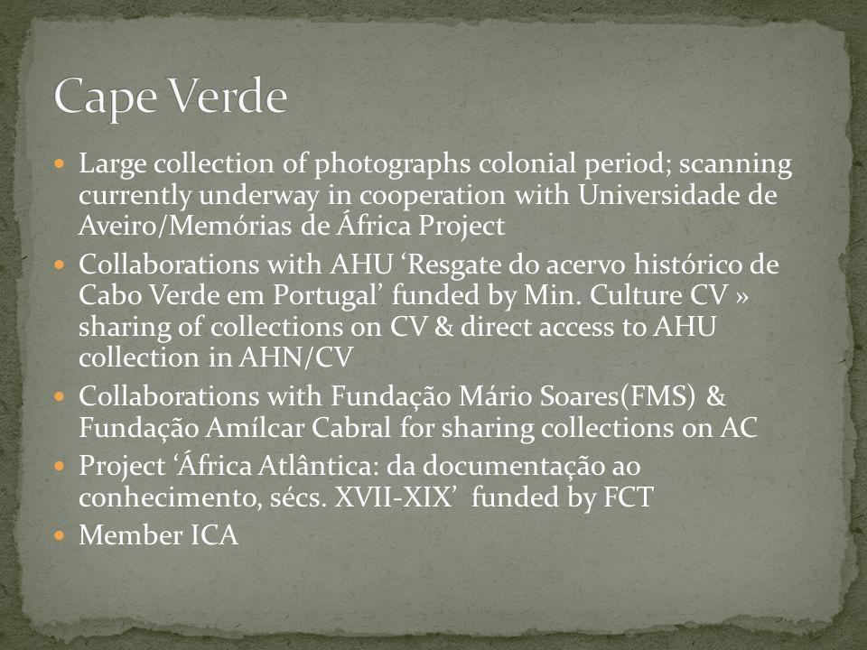 Arquivo Histórico (Guiné Bissau) » 1984 Instituto Nacional de Investigação Científica (INIC) - 1976 » Instituto Nacional de Estudos e Pesquisa - INEP) - 1984 http://www.inep- bissau.org/Arquivos/tabid/118/Default.aspx http://www.inep- bissau.org/Arquivos/tabid/118/Default.aspx Limited on-line research tools; only limited inventory AH; access to a few scanned docs.