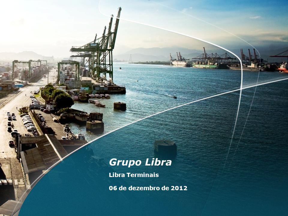 Grupo Libra Libra Terminais 06 de dezembro de 2012