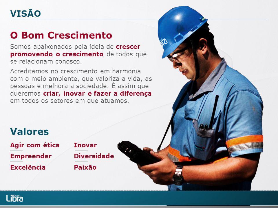 LIBRA TERMINAIS Santos