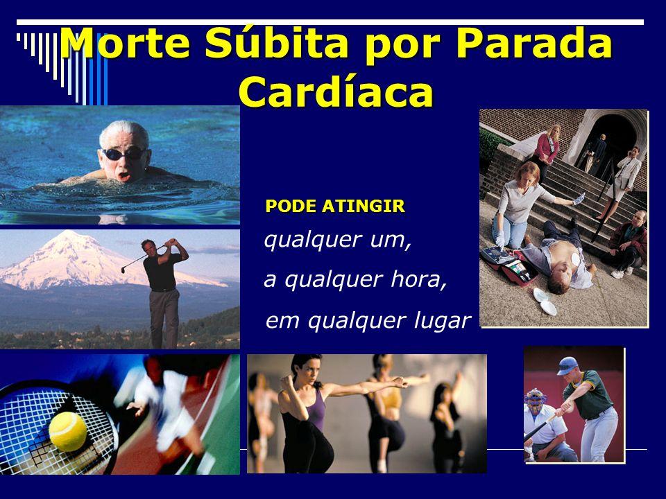 Lesão cerebral pós- parada: 10seg – perda da consciência 4 min – perda da reserva de glicose 6 min- depleção ATP 16 min – morte cerebral Isquemia x reperfusão