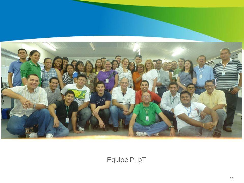 22 Equipe PLpT